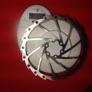 Gewicht CONTEC Bremsscheibe CDR-2 180