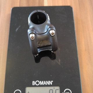 Gewicht ENVE Vorbau Mountain Stem 40mm