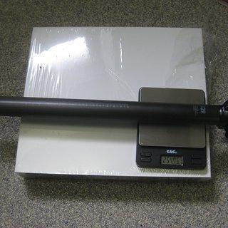 Gewicht Canyon Sattelstütze S29 VCLS CF 30,9 mm, 400 mm