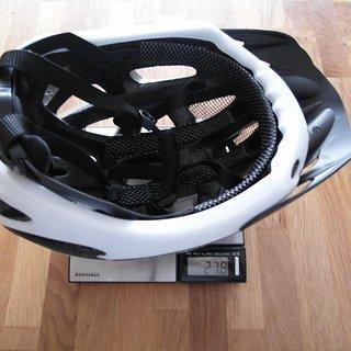 Gewicht Uvex Helm Supersonic LX 52-57