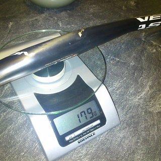 Gewicht Easton Lenker Haven Carbon 31.8mm, 711mm