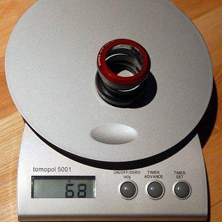 """Gewicht Crank Brothers Steuersatz Iodine C 1 1/8"""""""