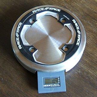 Gewicht Race Face Bashguard CNC-Bashring 32Z, 104mm