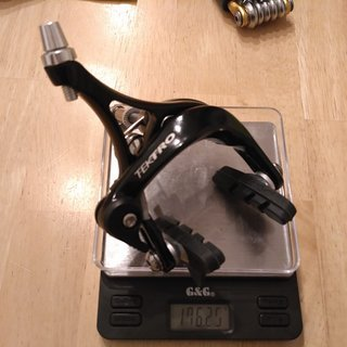 Gewicht Tektro Felgenbremse R340 47-59mm