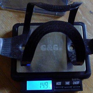 Gewicht BTP - Bike Tuning Parts Flaschenhalter Carbon-Flaschenhalter