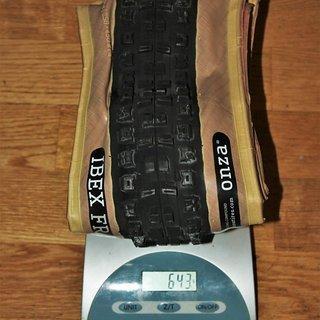 "Gewicht Onza Reifen Ibex FR Skinwall 26x2,25"""