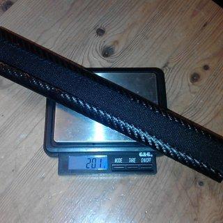 Gewicht Pro Parts Kettenschutz Chainstay Protector 250mm