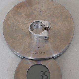 Gewicht No-Name Sattelklemme Sattelklemme 35.0mm
