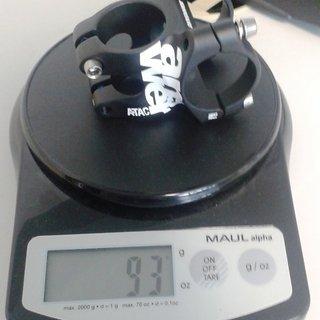 Gewicht Answer Vorbau ATAC  30mm, 31,8mm Klemmung