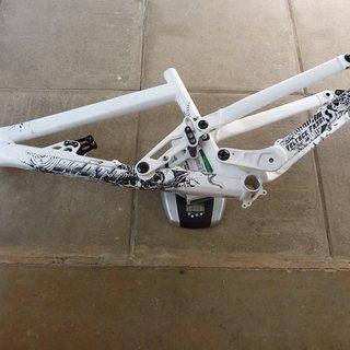 Gewicht Scott Full-Suspension Voltage FR30 long
