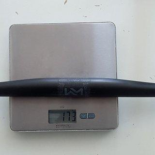 Gewicht Newmen Lenker Newmen ADVANCED SL 318.0 Highend Carbon Flatbar 740 mm, 31,8 mm