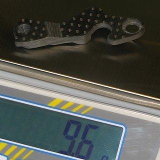 Gewicht Custom-Made Weiteres/Unsortiertes Carbon Schaltauge für ghost mit shadow Ausleger