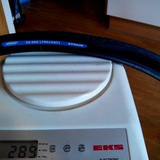 Gewicht Areo Reifen Strain 700x23C, 23-622