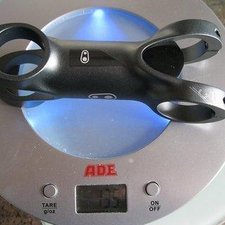 Gewicht Crank Brothers Vorbau Cobalt 3 31.8mm, 90mm, 6°