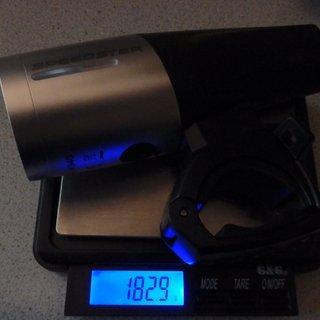 Gewicht Sigma Beleuchtung Speedster