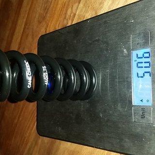 """Gewicht Cane Creek Feder Stahlfeder 450 x 2.75"""""""