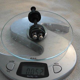 Gewicht chickadeehill Weiteres/Unsortiertes AWK V3.0 RS Pike ab MJ 2014