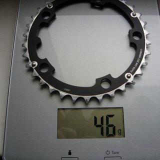 Gewicht Race Face Kettenblatt Race Ring 110mm, 34Z