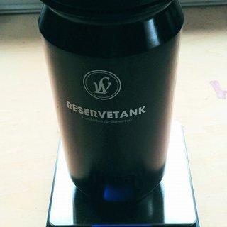 Gewicht Lightweight Flasche Reservetank 500 ml