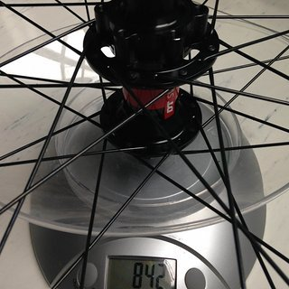"""Gewicht DT Swiss Systemlaufräder 240s VR / Competition / Pro Lock / EX 471 27,5"""" 110x15mm"""