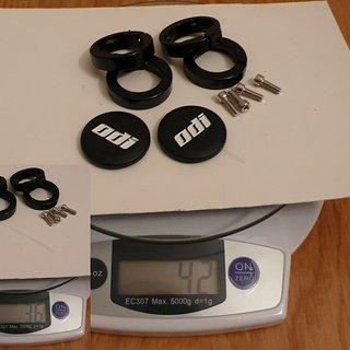 Gewicht ODI Weiteres/Unsortiertes Klemmringe für Schraubgriffe