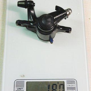 Gewicht PROMAX Weiteres/Unsortiertes PM-Version  Postmountsystem