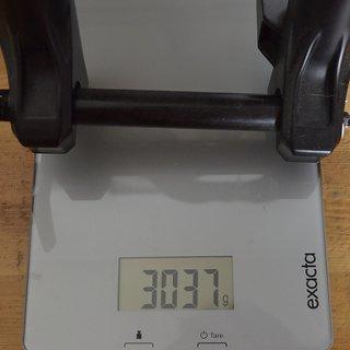 Gewicht Marzocchi Federgabel 66 Avalanche 1 1/8