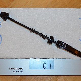 Gewicht Mavic Schnellspanner Schnellspanner BR101 VR