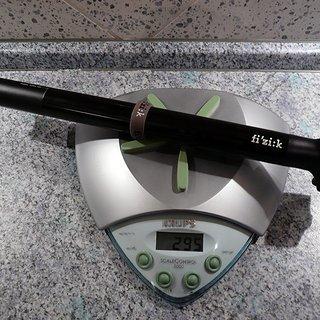 Gewicht fi'zi:k (Fizik) Sattelstütze Cyrano 31.6 x 400mm