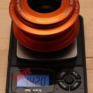 """Gewicht Reset Racing Steuersatz CTRL-C 2"""" ZS51/28.6, ZS51/30"""