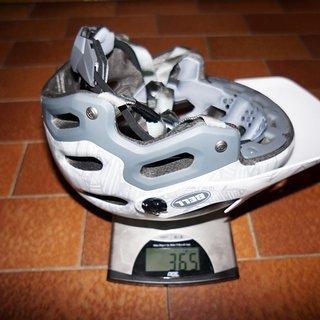 Gewicht Bell Helm Super All Mountain/Enduro Helm S