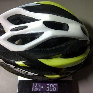 Gewicht MET Helm Veleno M