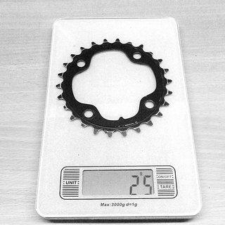Gewicht SRAM Kettenblatt S2210 80mm, 26Z
