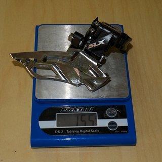 Gewicht Shimano Umwerfer SLX FD-M671  34.9mm