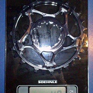 Gewicht absoluteBlack Kettenblatt XX1 Style (Sram/GXP) DM, 30Z