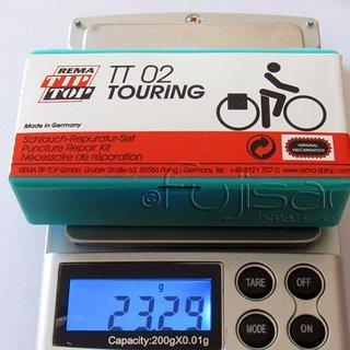 Gewicht Rema TipTop Werkzeug TT 02 Tour 80x40x22mm