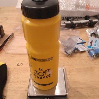 Gewicht No-Name Flasche Tour de France 2017 Wasserflasche 800ml