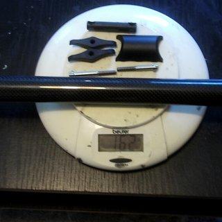 Gewicht Volcar Sattelstütze Seatlifter Carbon 27,2 x 400mm