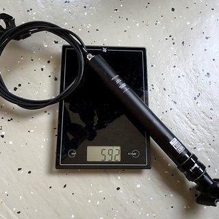 Gewicht Rock Shox Sattelstütze höhenverstellbar Reverb Stealth 30,9 x 420mm