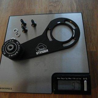 Gewicht Blackspire Kettenführung Stinger 32-40Z, ISCG-03