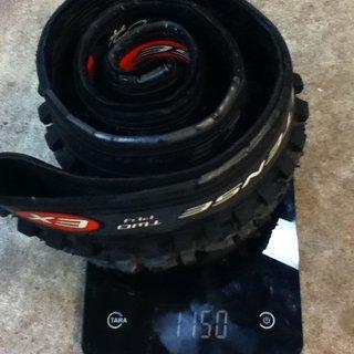 Gewicht Intense Reifen DH EX/DC 2,35'' 26x2,35''