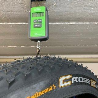 Gewicht Continental Reifen Continental Cross King 2.6 ProTection 27.5x2.6