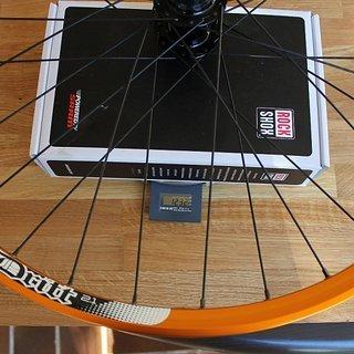 Gewicht SunRingle Systemlaufräder Drift 2.1 MTX29 HR, 142/12mm