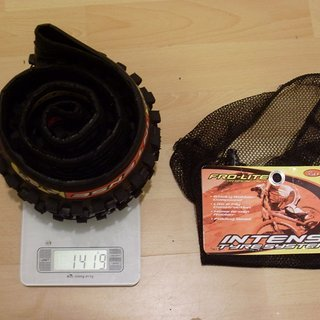"""Gewicht Intense Reifen Invader 26x2,5"""", 64-559"""