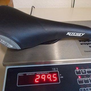 Gewicht Ritchey Sattel Vector