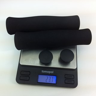 Gewicht Procraft Griffe Superlite 130mm