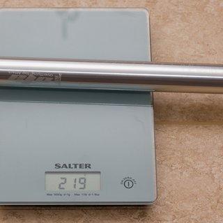 Gewicht No-Name Sattelstütze OTA CNC Sattelstütze 30.9 x 350mm