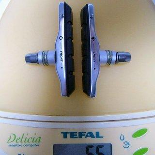 Gewicht BBB Weiteres/Unsortiertes BBS-05 V-Brake Bremsschuhe