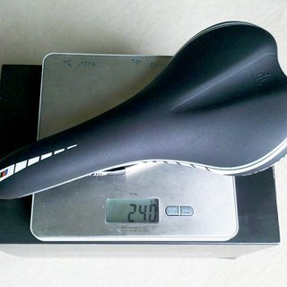 Gewicht Ritchey Sattel WCS Contrail 138x272mm