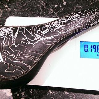 Gewicht Race Face Sattel Atlas 127 x 260mm